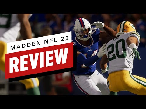 Madden NFL 22 Review
