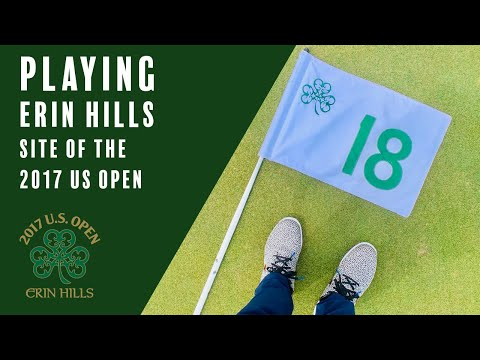 Playing Erin Hills Golf Course  In Hartford, Wisconsin. (Site Of The 2017 U.S. Open) #9 Of 100