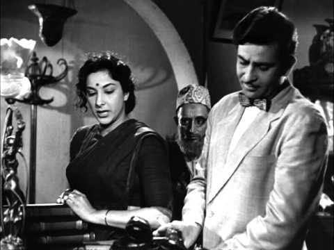 Nargis Rejects Raj Kapoors Proposal - Shree 420 Most Viewed Scenes