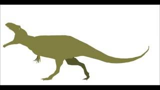 PPBA Giganotosaurus vs Oxalaia