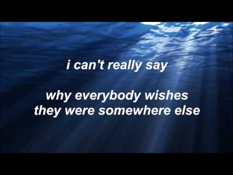 The Weepies // Can't Go Back Now (Lyrics)