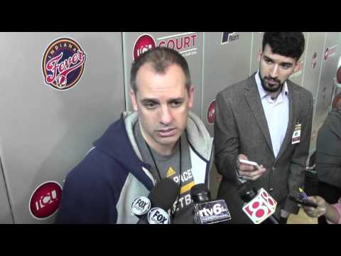 Practice: Coach Vogel on Close Games, Team's Growth, and Keys to Orlando Game