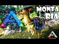 Tentando Montar -  Ark Survival Evolved Multiplayer