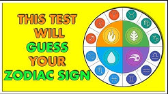 This Test Will Guess What Zodiac Sign You Are - Personality Test | Mister Test