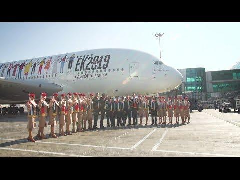 Bringing the world together | EK2019 | Emirates Airline