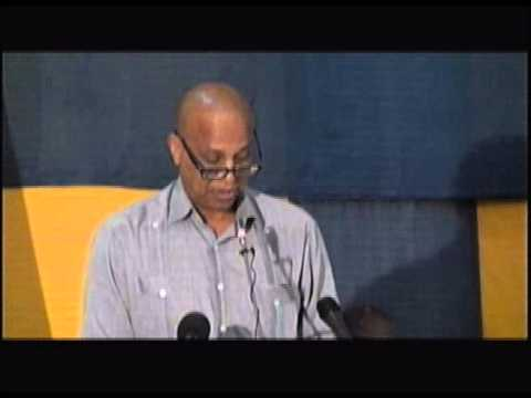 "Belize Prime Minister addresses national issues at ""Partnering for Growth"" forum"
