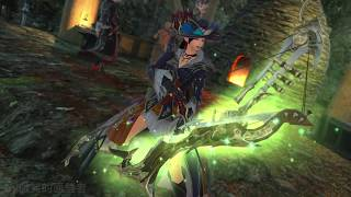 FFXIV - All Eureka Anemos Weapons (Patch 4.25)