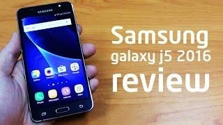 مراجعة (Samsung galaxy j5 (2016