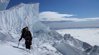Summit of Mt. Rainer
