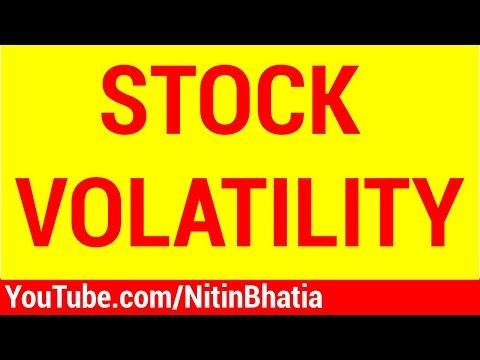 Stock Volatility and Technical Indicators | HINDI
