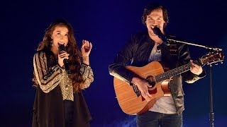 "Alex & Sierra ""Heard It Through The Grapevine"" - Live Week 2 - The X Factor USA 2013"