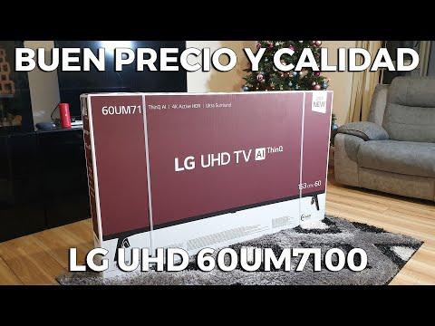 LG UHD UM7100 | TELE 4K CON EXCELENTE PRECIO Y CALIDAD