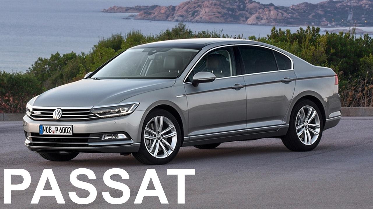 2017 Volkswagen Passat Reveal interior and Exterior 2016 Passat