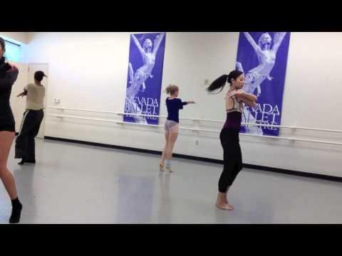 Ballet Meets Cirque in Las Vegas