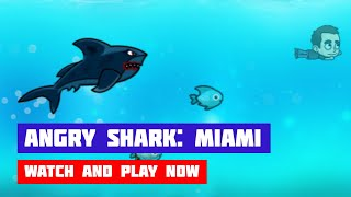 Angry Shark: Miami · Game · Gameplay