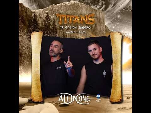 Titans Open Air 2020 - All In One