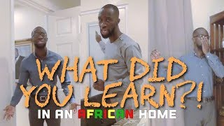 Download Clifford Owusu Comedy - In An African Home: What Did You Learn? (Clifford Owusu)