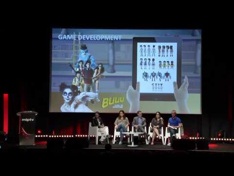 The Kids channels talk:  Budgets, projects & targets - MIPTV 2015