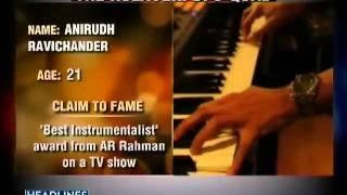 Kolaveri Di song, Dhanush