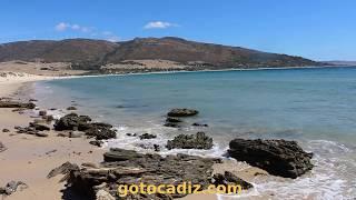 Playas de Cadiz - Playa de Valdevaqueros y Punta Paloma (Tarifa)
