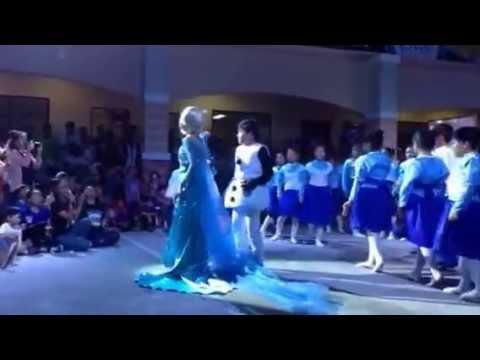 Frozen Broadway Musical CAF 2014