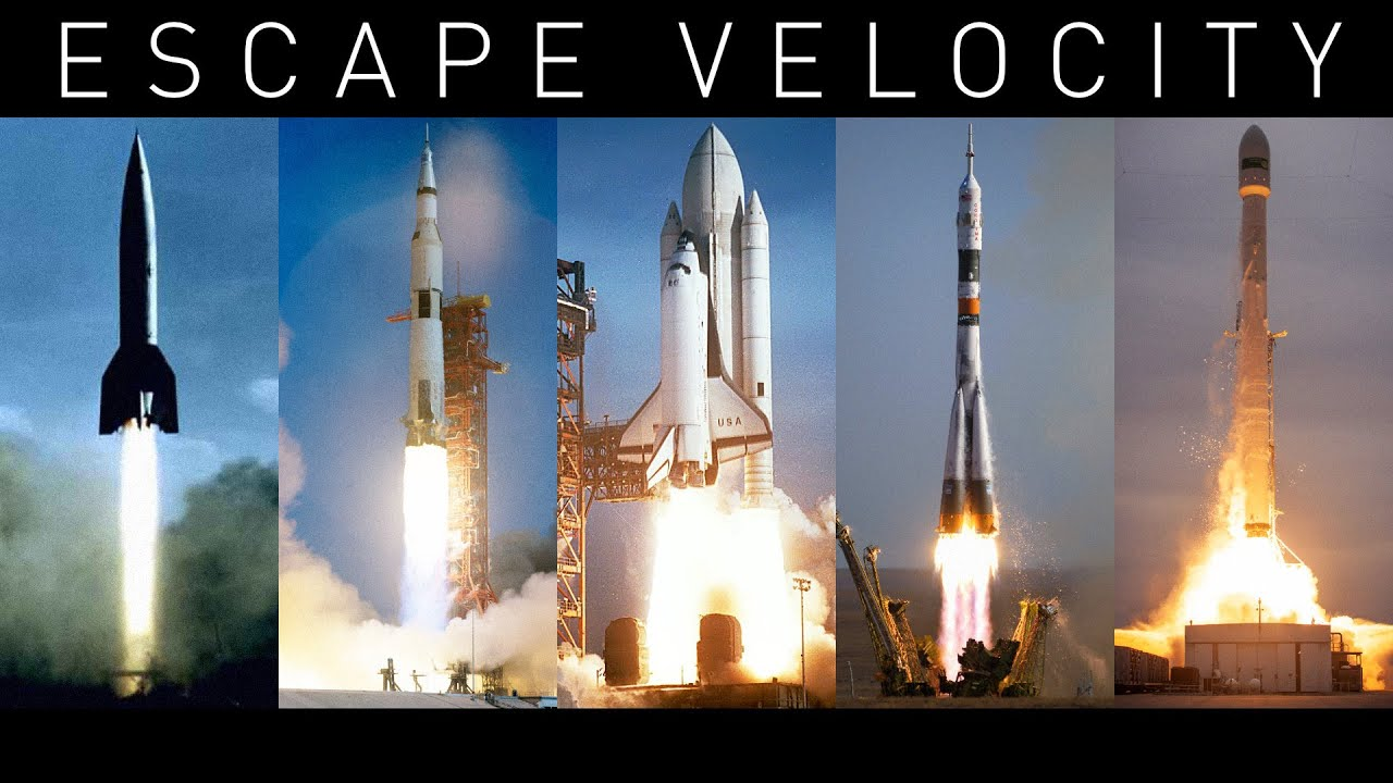 Escape Velocity - A Quick History of Space Exploration