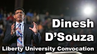 Dinesh D Souza - Liberty University Convocation