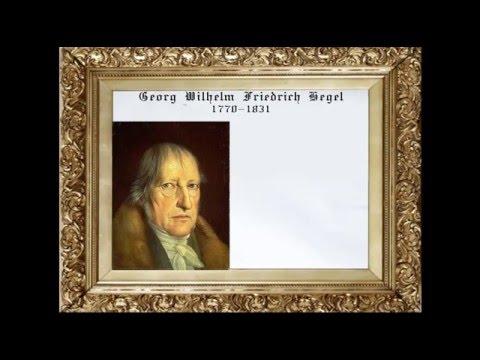 Georg Wilhelm Friedrich Hegel. Pensamiento Parte II