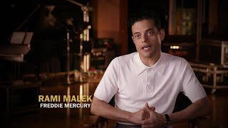 Bohemian Rhapsody - Becoming Freddie: Rami Malek Interview
