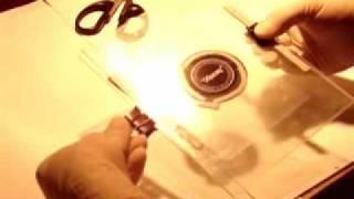 Экспонирующая камера, как изготовить печать