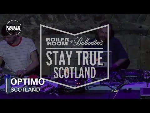 Optimo Boiler Room & Ballantine's Stay True Scotland DJ Set