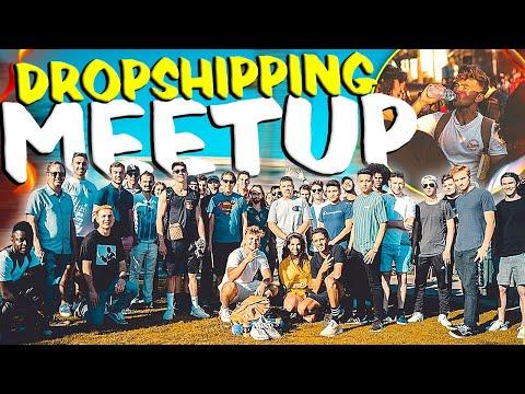 Dropshipping Meetup + Climbing Hollywood Sign! thumbnail