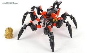 LEGO Bionicle Lord of Skull Spiders review! set 70790