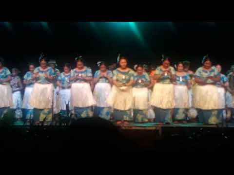 Porirua College Tokelau Group Polyfest 2017