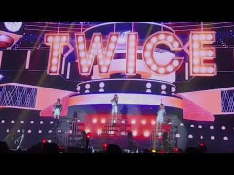 170618 TWICE 트와이스 앵콜 콘서트 - Greedy (지효, JIHYO)