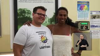 Jornal Acontece - Exposição LGBTQIA+