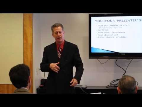 How to Improve Your Presentation Skills - Mark Hofmaier at NN Forums