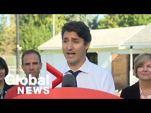 Canada Election: Trudeau Promises To Boost Old Age Security, CPP Benefits If Re-elected | FULL