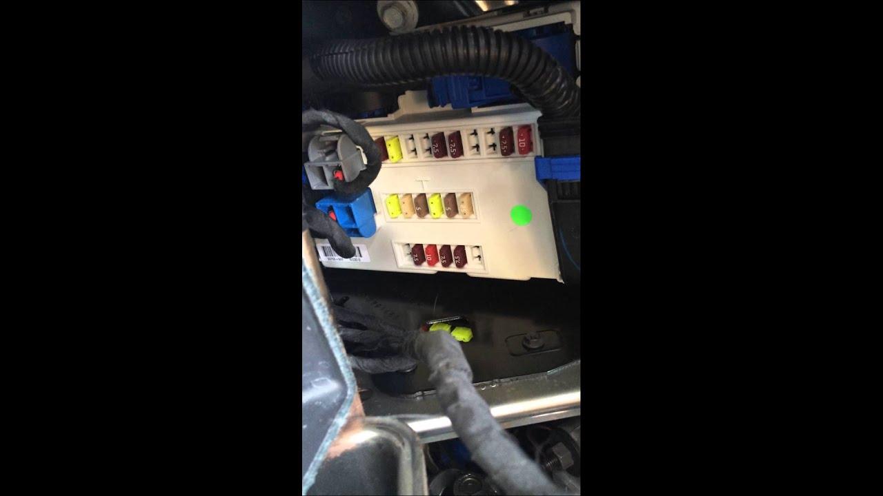 medium resolution of 2013 dodge dart doom interior illumination lights fix