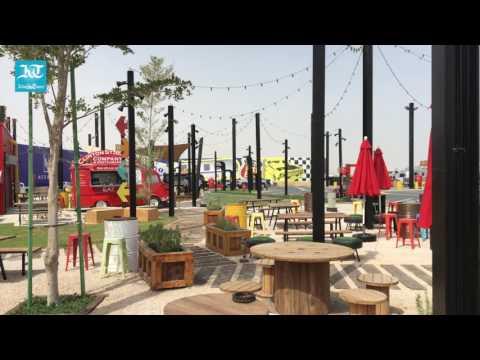 Last Exit food truck park opens in Dubai