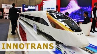 Kolej na InnoTrans / New Trains at InnoTrans