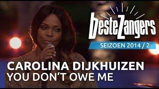 Carolina Dijkhuizen  - You don't own me  - De Beste Zangers van Nederland 2014