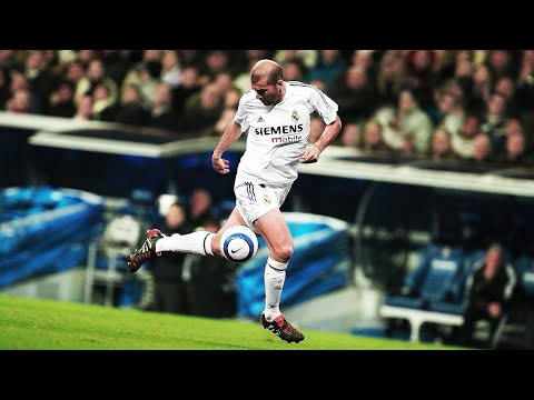 Zinedine Zidane - When Football Becomes Art