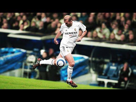 Zinedine Zidane - When Football Becomes Art