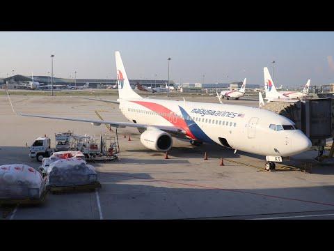 Malaysia Airlines Boeing 737-800 BUSINESS CLASS | Kuala Lumpur-Yangon