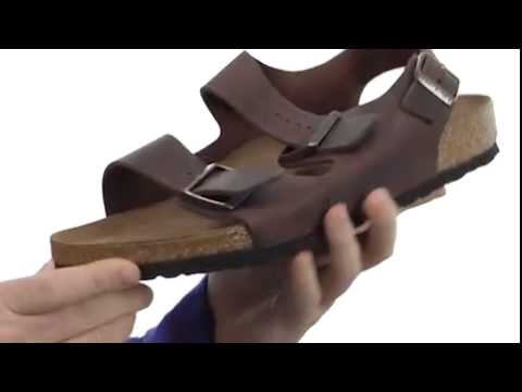5ea4ddb46e22 Birkenstock Milano - Oiled Leather (Unisex) Habana Oiled Leather -  Shoppersfeed.com Free Shipping