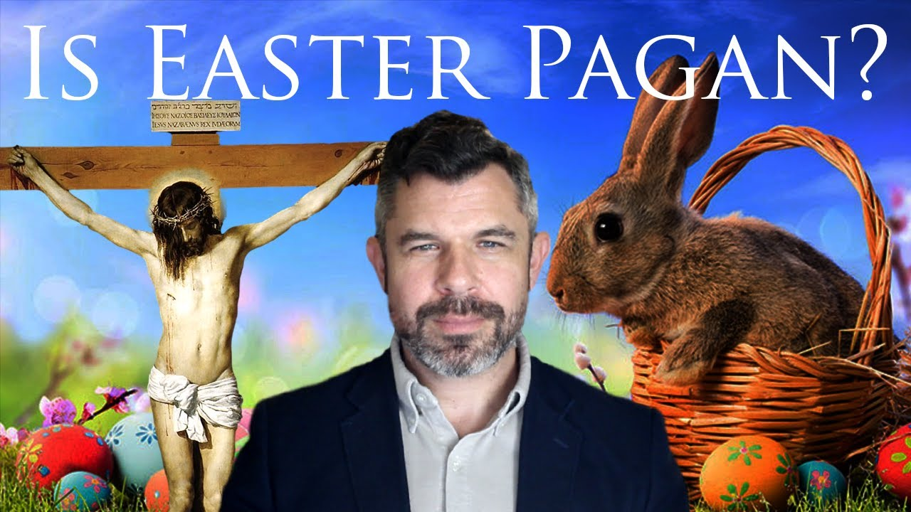 Is Easter Pagan? Easter Eggs? Easter Bunnies? Goddess Worship?