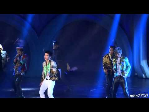 [HD Fancam] 121214 Big Bang/GD - Blue @ Wembley Arena, London