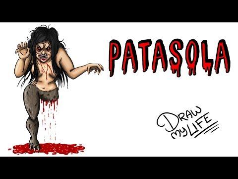 LA LEYENDA DE LA PATASOLA | Draw My Life