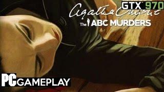 Agatha Christie The ABC Murders PC Gameplay.
